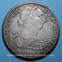 Coins Mexique. Charles III (1759-1788). 8 reales 1779FF. Mexico