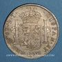 Coins Mexique. Charles IV (1788-1808). 8 reales 1803FT. Mexico