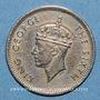 Coins Rhodésie du Sud. Georges VI (1936-1952). 6 pence 1949