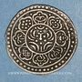 Coins Tibet. Tangka (vers 1910-1915)