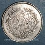 Coins Tunisie. Abdoul Aziz avec Mohammed el-Sadok (1277-1293H = 1861-1876). 2 piastres 1288H