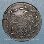 Coins Tunisie. Abdoul Mejid (1255-1277H = 1839-1861). 3 nasri 1263H