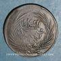 Coins Tunisie. Abdoul Mejid (1255-1277H = 1839-1861). 3 nasri 1264H