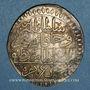 Coins Tunisie. Mustafa III (1171-1187H). Piastre 1186H. Tunis