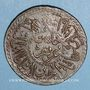 Coins Tunisie. Ottomans. Mahmud II (1223-1255H). 2 piastres 1245H. Tunis