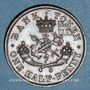Coins Upper Canada (Haut-Canada). Bank of Upper Canada. 1/2 penny token 1857