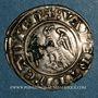 Monnaies Dauphiné. Evêché de Valence et Die. Jean de Genève (1285-1297). Gros