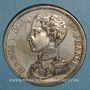 Coins Henri V, prétendant (1830-1883). 5 francs 1832