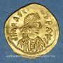 Coins Héraclius (610-641). Trémissis. Constantinople, 6e officine. 610-613