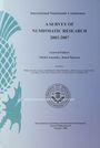 Livres d'occasion A Survey of Numismatic Research 2002-2007. 2009