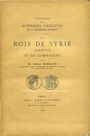 Livres d'occasion Babelon E. - Les rois de Syrie, d'Arménie et de Commagène. 1890.