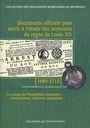 Livres d'occasion Charlet Chr. - Documents officiels pour servire à l'étude des monnaies du règne de Louis XIV