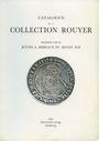 Livres d'occasion de la TOUR H. - Collection Rouyer J. - Jetons et Méreaux du Moyen Age. 1ère partie. Réimp 2000