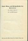 Livres d'occasion Häberle A., Ulmer Münz und Gelgeschichte des Mittelalters. 1935
