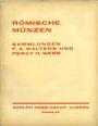 Livres d'occasion Hess A., Lucerne. Vente aux enchères n° 211, 09.05.1932