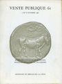 Livres d'occasion Monnaies et Médailles, Bâle, vente aux enchères n° 61, des 07-08.10.1982