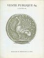 Livres d'occasion Monnaies et Médailles, Bâle, vente aux enchères n° 64, des 30.01.1984