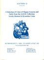 Livres d'occasion Numismatica Ars Classica. Vente O, du 13.05.2004