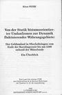 Livres d'occasion Petry K.  Der Geldumlauf in Oberlothringen vom Ende der Karolingerzeit bis 1300 anhand der Münzfunde