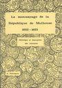 Livres d'occasion Poinsignon Alain - Le monnayage de la République de Mulhouse 1622-1625