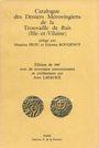 Livres d'occasion Prou M. & Bougenot E., Catalogue des deniers mérovingiens de la Trouvaille de Bais (Ile & Vilaine)