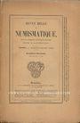 Livres d'occasion Revue Belge de Numismatique. 1889