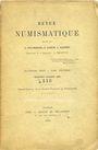 Livres d'occasion Revue numismatique. 1905. 4e trimestre