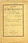 Livres d'occasion Revue numismatique. 1930. 3e et 4e trimestre
