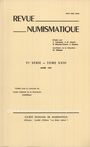 Livres d'occasion Revue numismatique. 1981