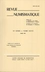 Livres d'occasion Revue numismatique. 1985