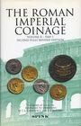 Livres d'occasion Roman Imperial Coinage -  volume 2, partie 1