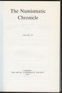 Livres d'occasion The Numismatic Chronicle. Volume 147. 1987