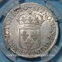 Monnaies Louis XIV (1643-1715). 1/2 écu à la cravate 1680 A