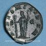 Münzen Maximin I Thrax (235-238). Sesterce. Rome, 236-238. R/: la Fidélité
