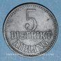 Monnaies Aibling. District. 5 pfennig n. d.