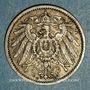 Monnaies Allemagne. 1 mark 1896 F