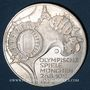Monnaies Allemagne. 10 mark 1972 G. Jeux olympiques. Stade