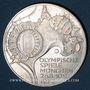 Monnaies Allemagne. 10 mark 1972 G. Jeux olympiques. Stade