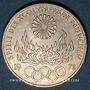 Monnaies Allemagne. 10 mark 1972 J. Jeux olympiques. Flamme