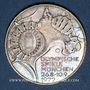 Monnaies Allemagne. 10 mark 1972 J. Jeux olympiques. Stade