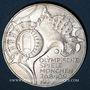 Monnaies Allemagne. 10 mark 1972D. Jeux olympiques. Stade