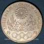 Monnaies Allemagne. 10 mark 1972J. Jeux olympiques. Flamme