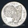Monnaies Allemagne. 10 mark 1987 J. 750e anniversaire de Berlin