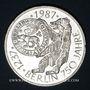 Monnaies Allemagne. 10 mark 1987J. 750e anniversaire de Berlin