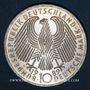 Monnaies Allemagne. 10 mark 1989G. 40e anniversaire de la République Fédérale Allemande