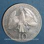 Monnaies Allemagne. 10 mark 2000 F. Johann Sebastian Bach