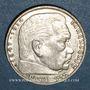 Monnaies Allemagne. 3e Reich. 2 reichsmark 1937G. Hindenbourg