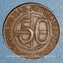 Monnaies Allemagne. 3e reich. 50 Opferpfennig. Médaille de propagande