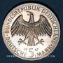 Monnaies Allemagne. 5 mark 1967 F. Humboldt