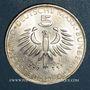 Monnaies Allemagne. 5 mark 1968 D. Pettenkofer